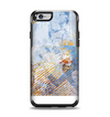 The Retro Vintage Floral Pattern Apple iPhone 6 Otterbox Symmetry Case Skin Set