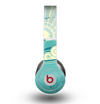 The Retro Vintage Vector Waves Skin for the Beats by Dre Original Solo-Solo HD Headphones