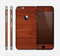 The Rich Wood Texture Skin for the Apple iPhone 6