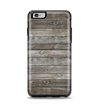 The Rough Wooden Planks V4 Apple iPhone 6 Plus Otterbox Symmetry Case Skin Set