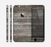 The Rough Wooden Planks V4 Skin for the Apple iPhone 6 Plus