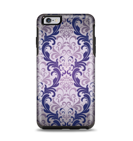 The Royal Purple Laced Wallpaper Apple Iphone 6 Plus Otterbox Symmetry Case Skin Set