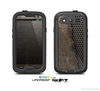 The Rustic Peeled Metal Skin For The Samsung Galaxy S3 LifeProof Case