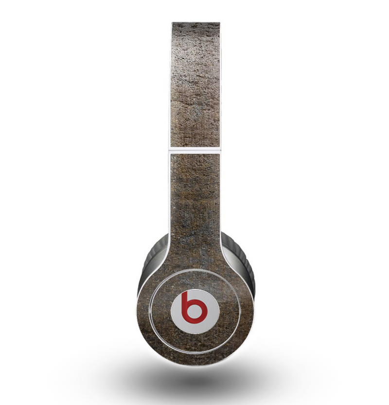 The Rustic Peeled Metal Skin for the Beats by Dre Original Solo-Solo HD Headphones