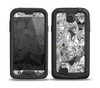 The Scattered Diamonds Skin for the Samsung Galaxy S4 frē LifeProof Case