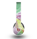 The Seamless Color Leaves Skin for the Beats by Dre Original Solo-Solo HD Headphones