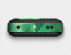 The Shiny Vector Green Crystals Skin Set for the Beats Pill Plus