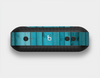 The Signature Blue Wood Planks Skin Set for the Beats Pill Plus