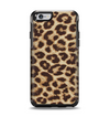 The Simple Vector Cheetah Print Apple iPhone 6 Otterbox Symmetry Case Skin Set