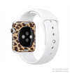 The Simple Vector Cheetah Print Full-Body Skin Kit for the Apple Watch