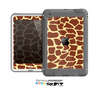 The Simple Vector Giraffe Print Skin for the Apple iPad Mini LifeProof Case