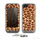 The Simple Vector Giraffe Print Skin for the Apple iPhone 5c LifeProof Case