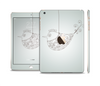 The Simple Vintage Bird on a String Full Body Skin Set for the Apple iPad Mini 3