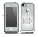 The Simple Vintage Fish on String Skin for the iPhone 5-5s fre LifeProof Case