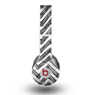 The Sketch Black Chevron Skin for the Beats by Dre Original Solo-Solo HD Headphones
