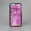 The Sketched Pink Word Surface Skin-Sert Case for the Apple iPhone 6 Plus
