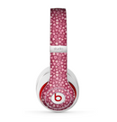 The Small Pink Hearts Collage Skin for the Beats by Dre Studio (2013+ Version) Headphones