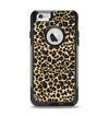 The Small Vector Cheetah Animal Print Apple iPhone 6 Otterbox Commuter Case Skin Set