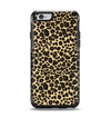 The Small Vector Cheetah Animal Print Apple iPhone 6 Otterbox Symmetry Case Skin Set