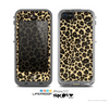 The Small Vector Cheetah Animal Print Skin for the Apple iPhone 5c LifeProof Case