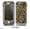 The Small Vector Cheetah Animal Print Skin for the iPhone 5-5s NUUD LifeProof Case for the LifeProof Skin