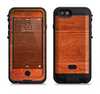 the solid cherry wood planks  iPhone 6/6s Plus LifeProof Fre POWER Case Skin Kit