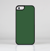 The Solid Hunter Green Skin-Sert for the Apple iPhone 5c Skin-Sert Case