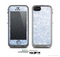 The Sparkly Snow Skin for the Apple iPhone 5c LifeProof Case