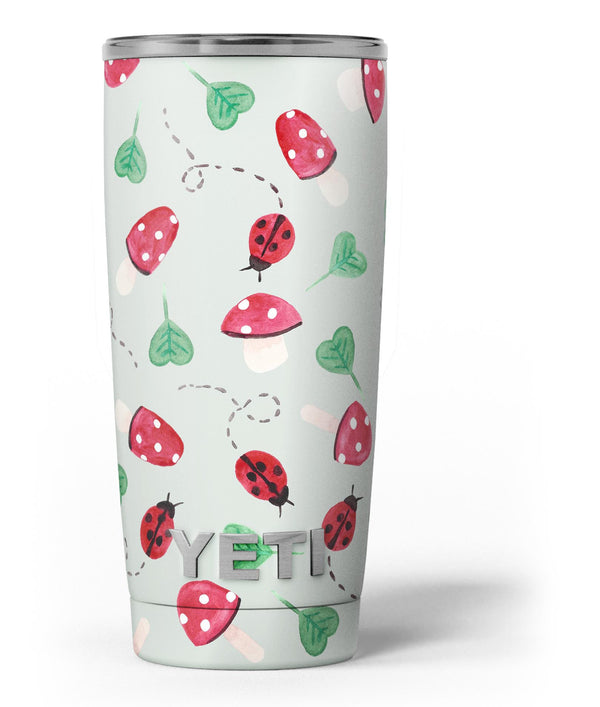 The_Sping_Lady_Bug_and_Heart_Clovers_-_Yeti_Rambler_Skin_Kit_-_20oz_-_V3.jpg