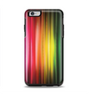 The Straight Abstract Vector Color-Strands Apple iPhone 6 Plus Otterbox Symmetry Case Skin Set