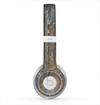 The Straight Aged Wood Planks Skin for the Beats by Dre Solo 2 Headphones