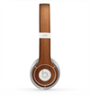 The Straight WoodGrain Skin for the Beats by Dre Solo 2 Headphones