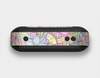 The Subtle Abstract Flower Pattern Skin Set for the Beats Pill Plus