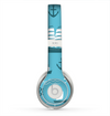 The Subtle Blue Ships and Anchors Skin for the Beats by Dre Solo 2 Headphones
