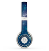 The Subtle Blue and Green Nebula Skin for the Beats by Dre Solo 2 Headphones