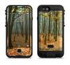 the subtle gold autumn forrest  iPhone 6/6s Plus LifeProof Fre POWER Case Skin Kit