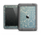 The Subtle Green Lace Pattern Apple iPad Air LifeProof Fre Case Skin Set