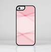 The Subtle Layered Pink Salmon Skin-Sert for the Apple iPhone 5c Skin-Sert Case