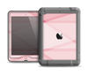 The Subtle Layered Pink Salmon Apple iPad Air LifeProof Nuud Case Skin Set