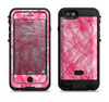 the subtle pink watercolor strokes  iPhone 6/6s Plus LifeProof Fre POWER Case Skin Kit