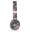 The Subtle Pink and Gray Digital Camouflage Skin Set for the Beats by Dre Solo 2 Wireless Headphones