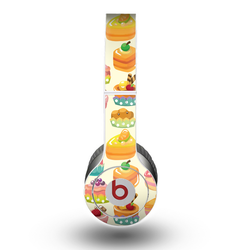 The Sweet Treat Pattern Skin for the Beats by Dre Original Solo-Solo HD Headphones