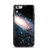 The Swirling Glowing Starry Galaxy Apple iPhone 6 Otterbox Symmetry Case Skin Set