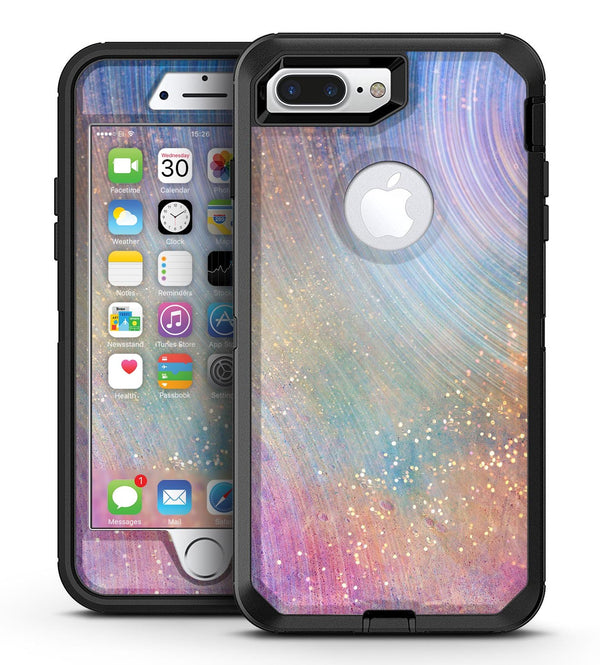 The Swirling Tie-Dye Scratched Surface - iPhone 7 Plus/8 Plus OtterBox Case & Skin Kits