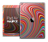 The Swirly Colors Skin for the iPad Air