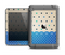 The Tan & Blue Polka Dotted Pattern Apple iPad Air LifeProof Fre Case Skin Set