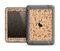 The Tan & Brown Vintage Deer Collage Apple iPad Air LifeProof Fre Case Skin Set