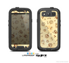 The Tan Treats N' Such Skin For The Samsung Galaxy S3 LifeProof Case