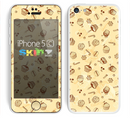 The Tan Treats N' Such Skin for the Apple iPhone 5c