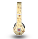 The Tan Treats N' Such Skin for the Beats by Dre Original Solo-Solo HD Headphones